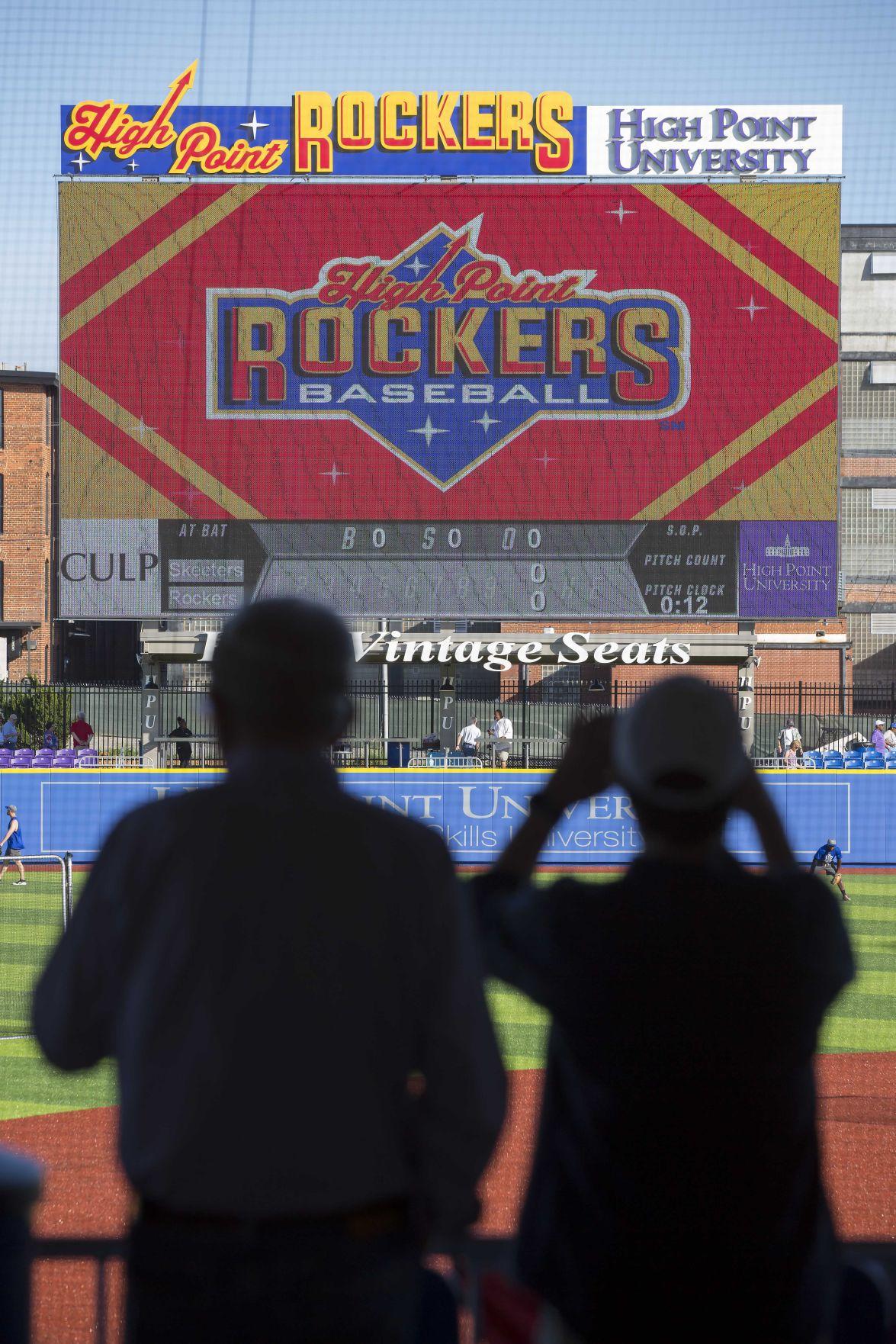 High Point Rockers open $36 million stadium