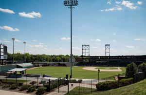 Ballpark suites being rented for office space in Winston-Salem