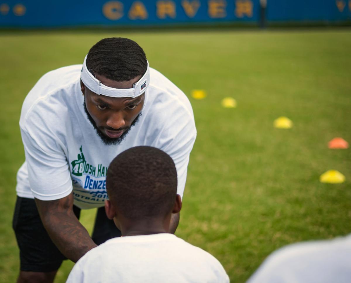 Hawkins Rice Youth Football Camp