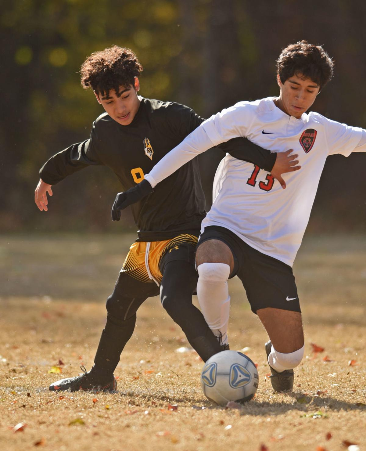 Reynolds South Meck soccer