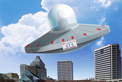 Seen a UFO in North Carolina? You're not alone (in the
