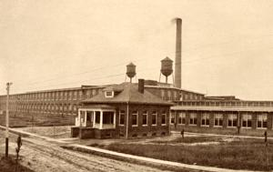 Northwest Almanac: The time of the textile mill village
