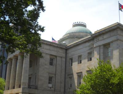 NC state capitol in Raleigh (horizontal for web) (copy)