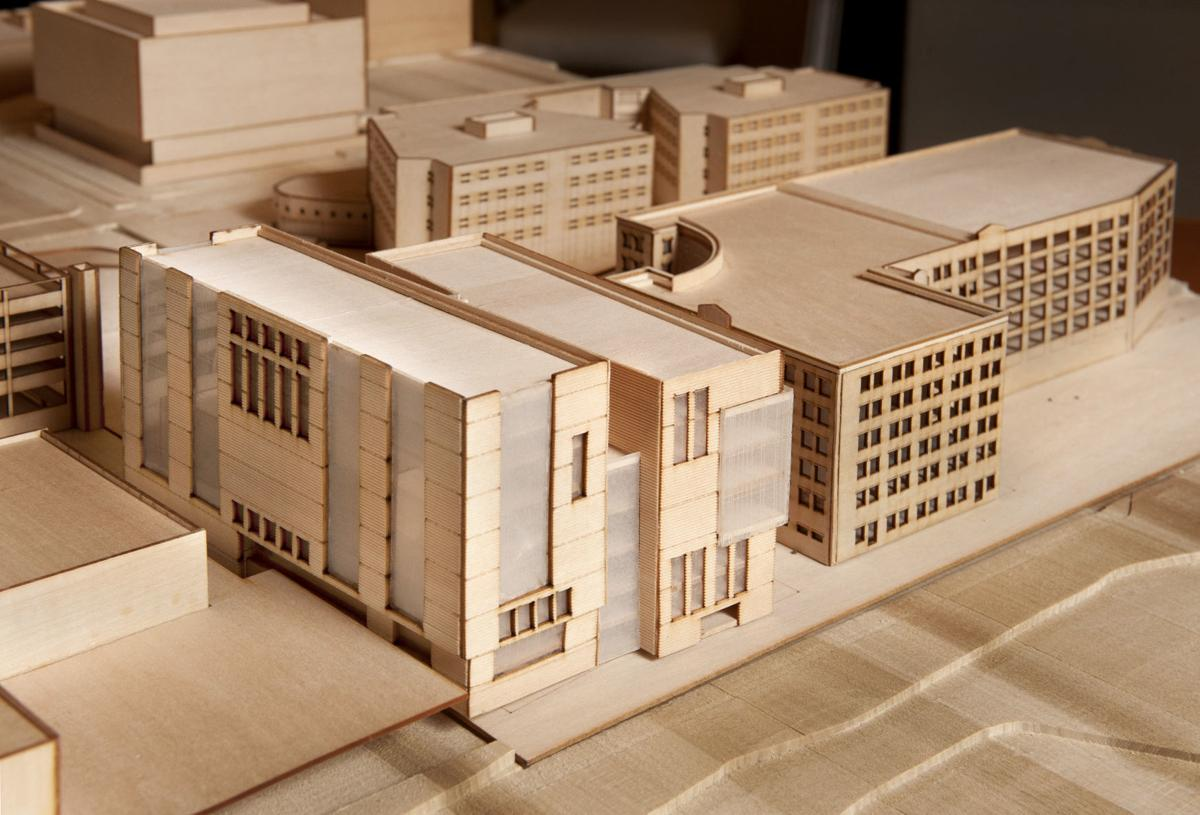 A work in progress: design for new Forsyth County courthouse