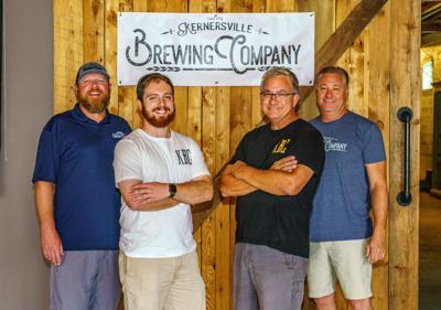 NEW BREW: Kernersville Brewing Company   Winston-Salem