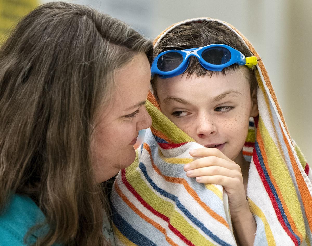 Adaptive Swim Program
