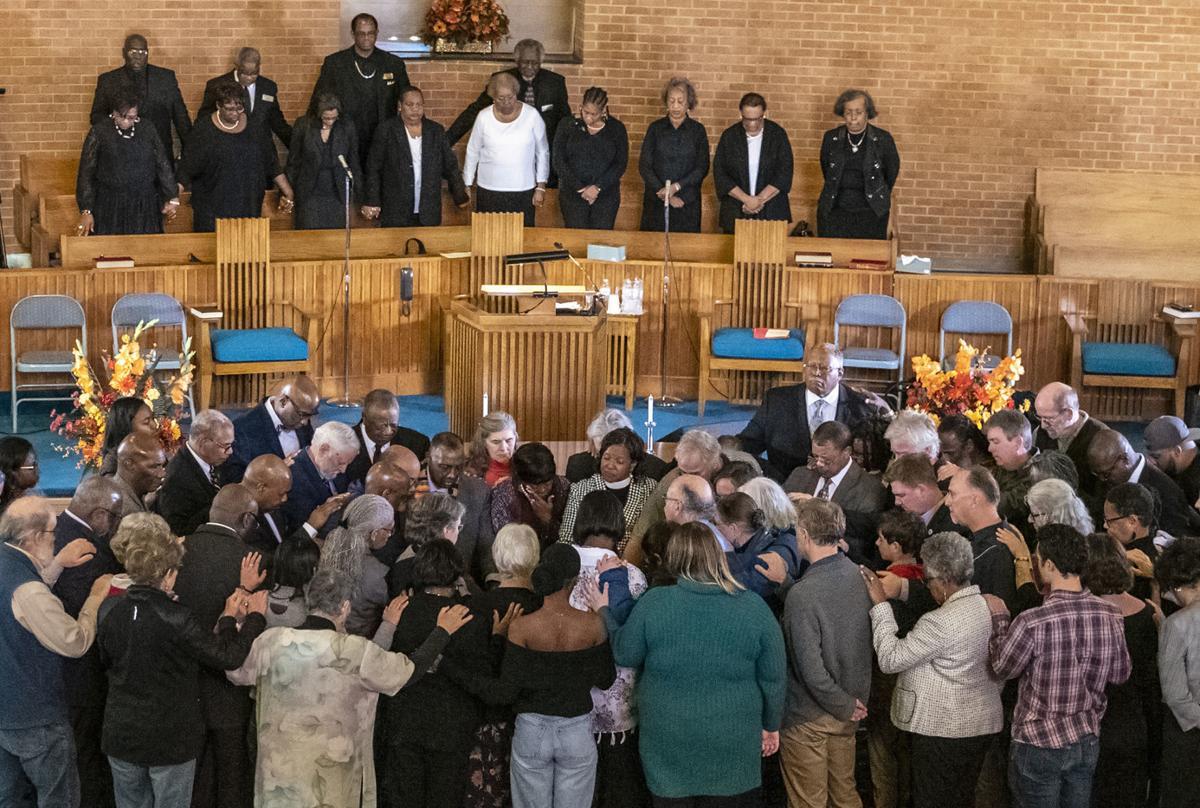Greensboro Massacre anniversary interfaith service (copy)
