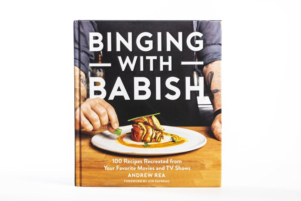 Bookmarks To Present Program With Binging With Babish Youtuber Cookbook Author Dining Journalnow Com