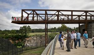 Quarry Park opens in Winston-Salem with great views
