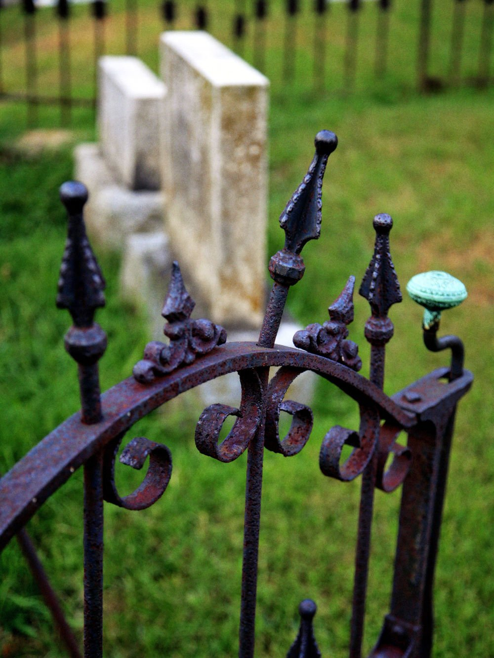 Cemetery opener