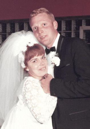 Mr. and Mrs. Dann