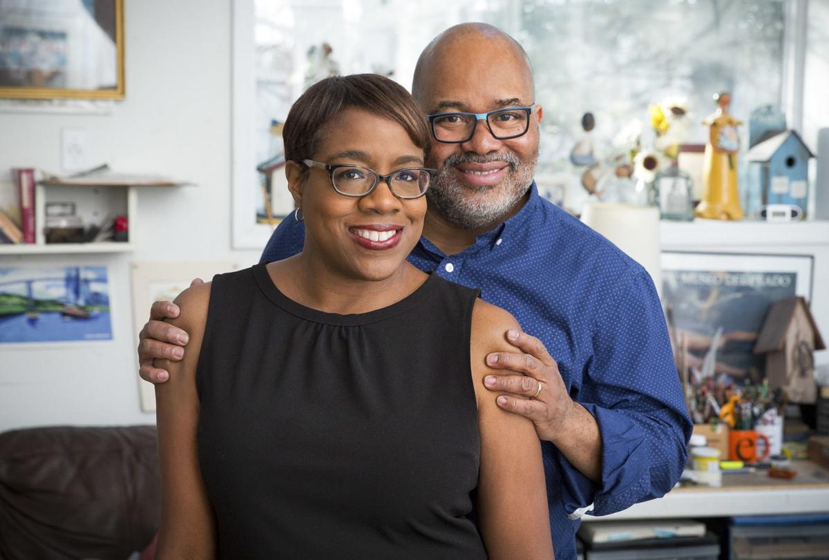 Lesa and James Ransome