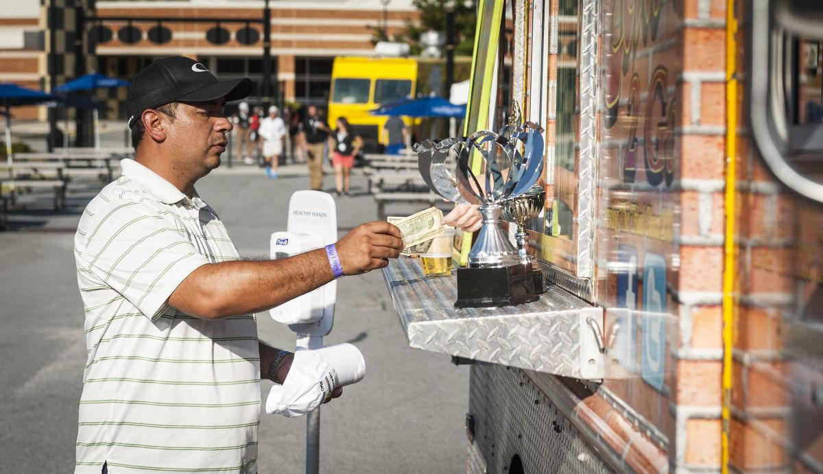Food Trucks Winston Salem