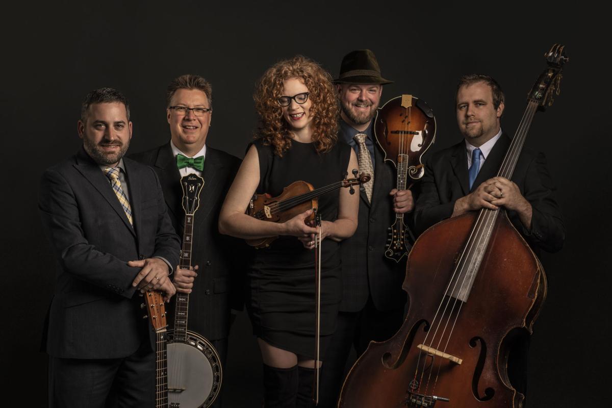 Becky Buller Band (copy)