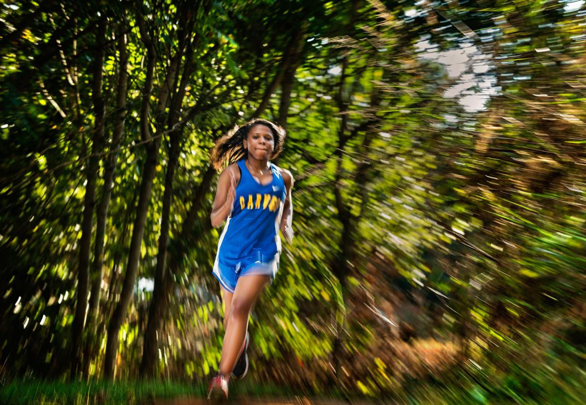 HSX Carver XC Chloe Fletcher
