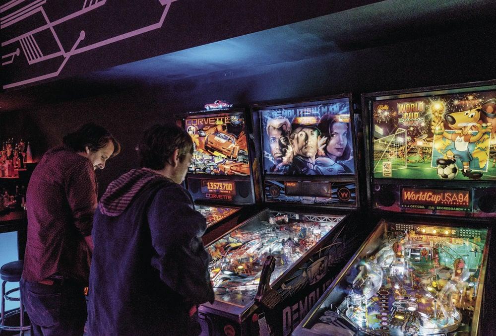 Image of Reboot Arcade Bar
