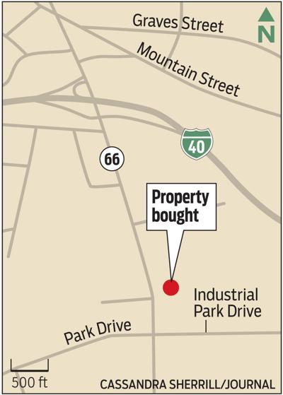 MAP: Property purchased by Bethany Medical Center