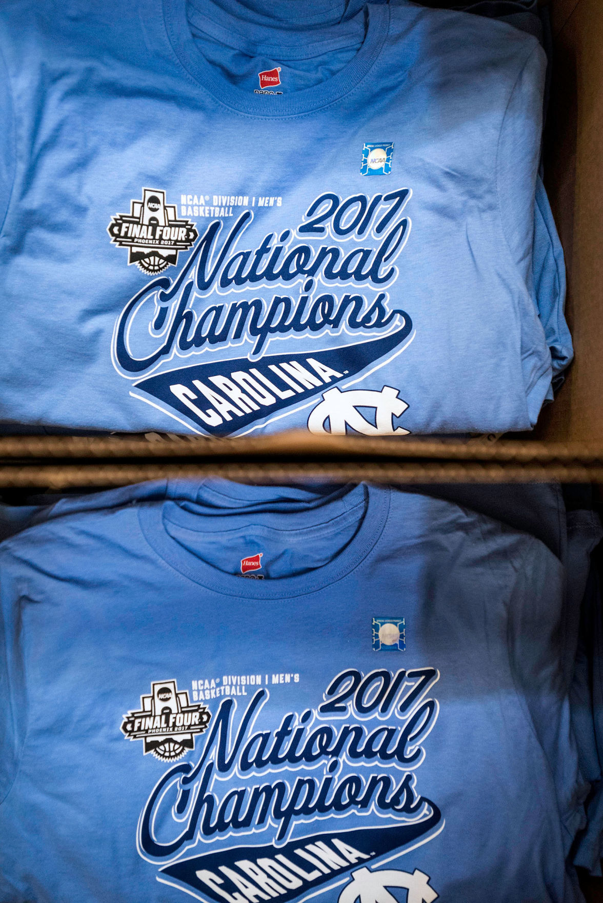 Hanesbrands  sports apparel division gears up for March Madness ... 5dda542d1
