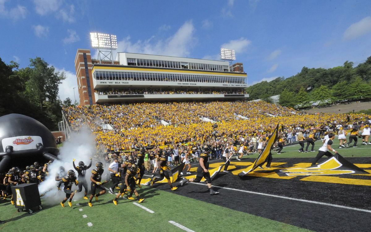 Appalachian State University Football