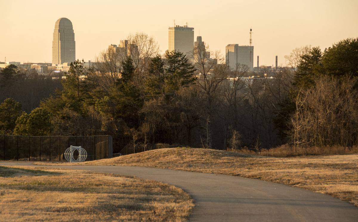 Winston-Salem Greenways