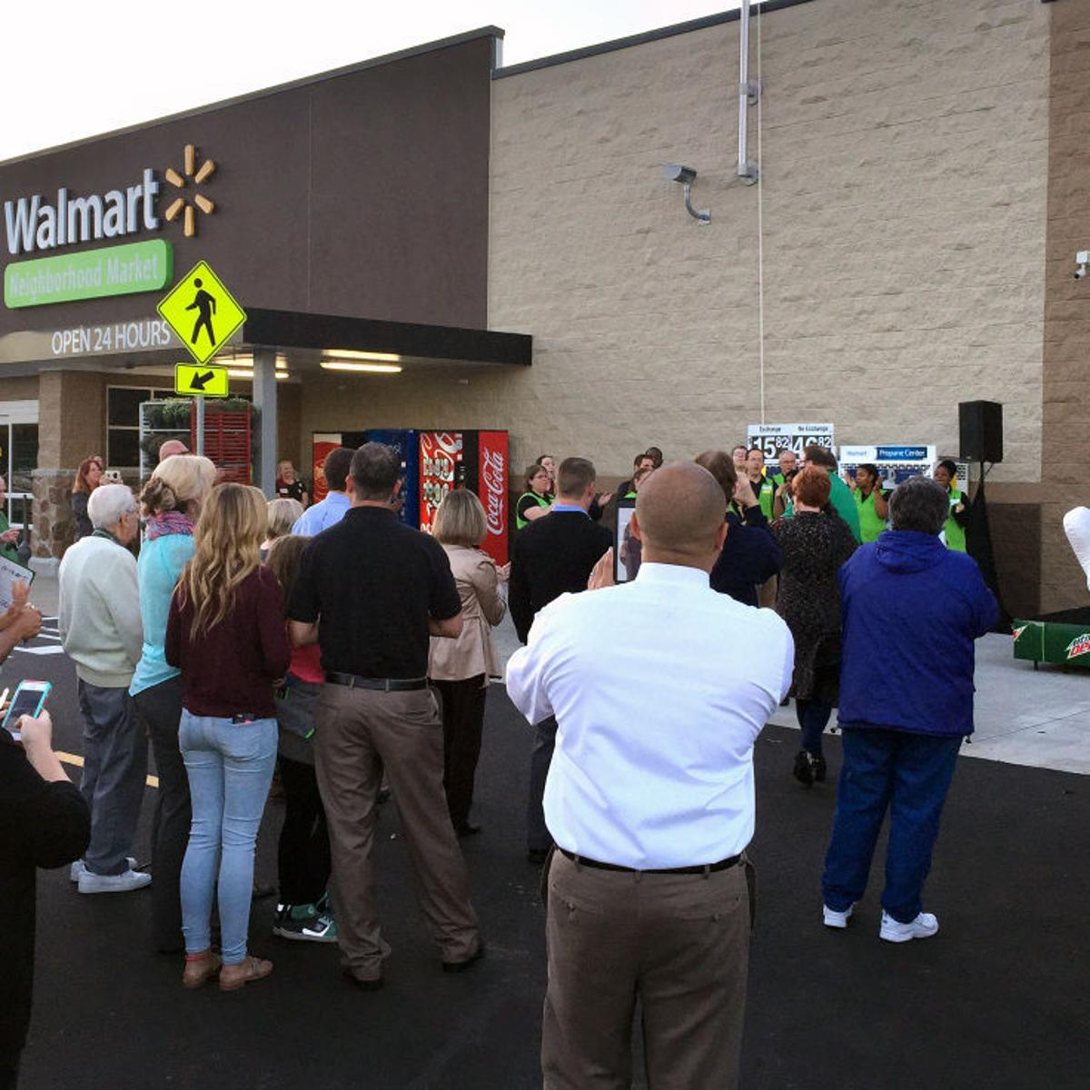 Walmart opens grocery store in Clemmons | News | journalnow com