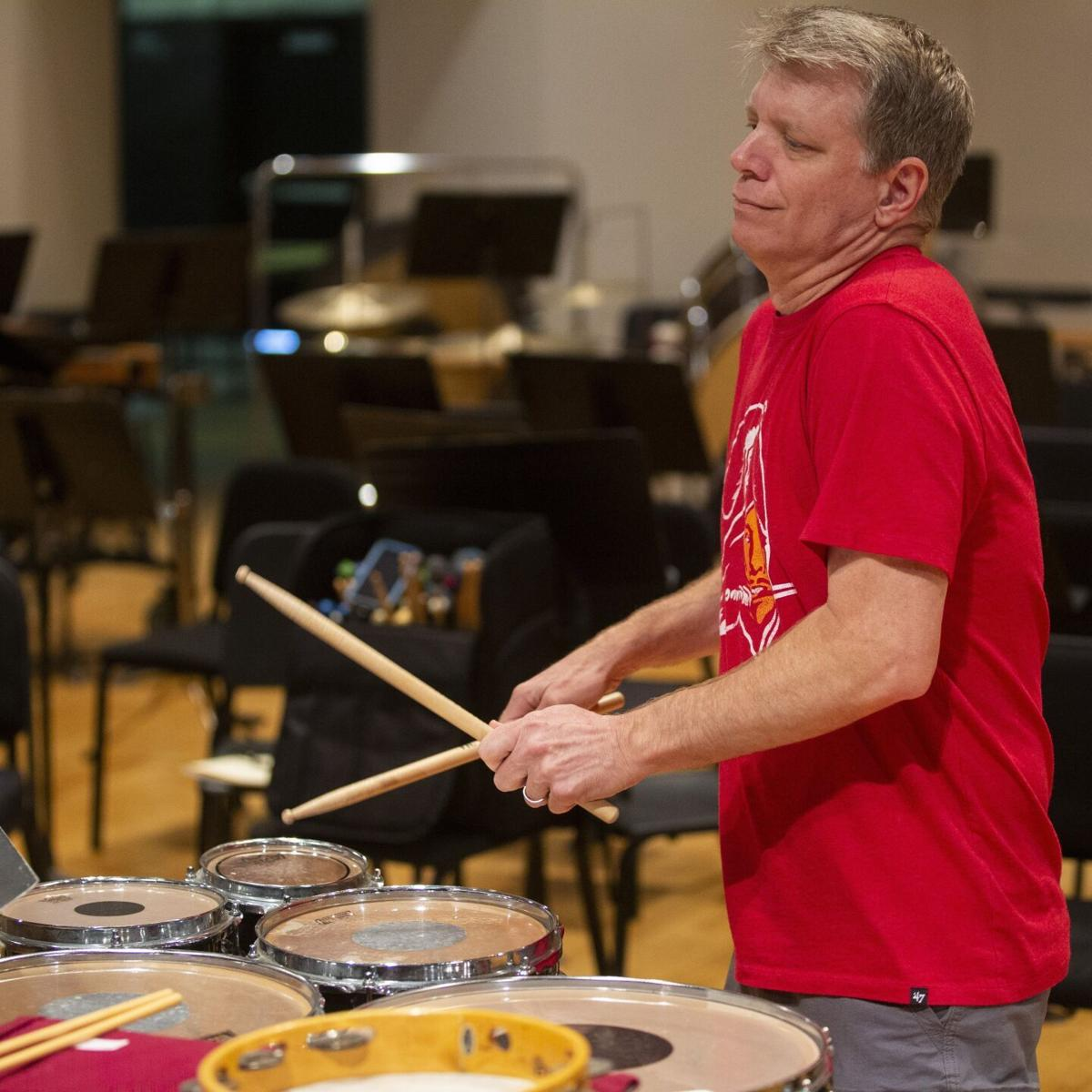 Eastern Music Festival percussion faculty