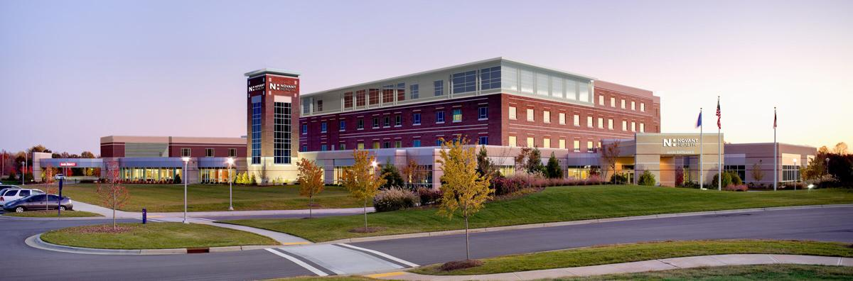 Novant Health Kernersville Medical Center rendering
