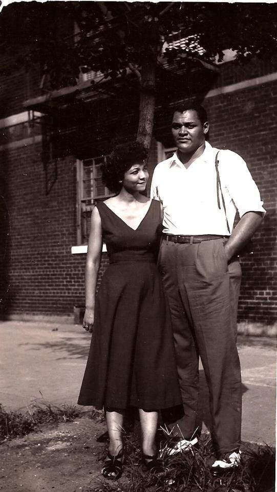 Bighouse & Clara Gaines