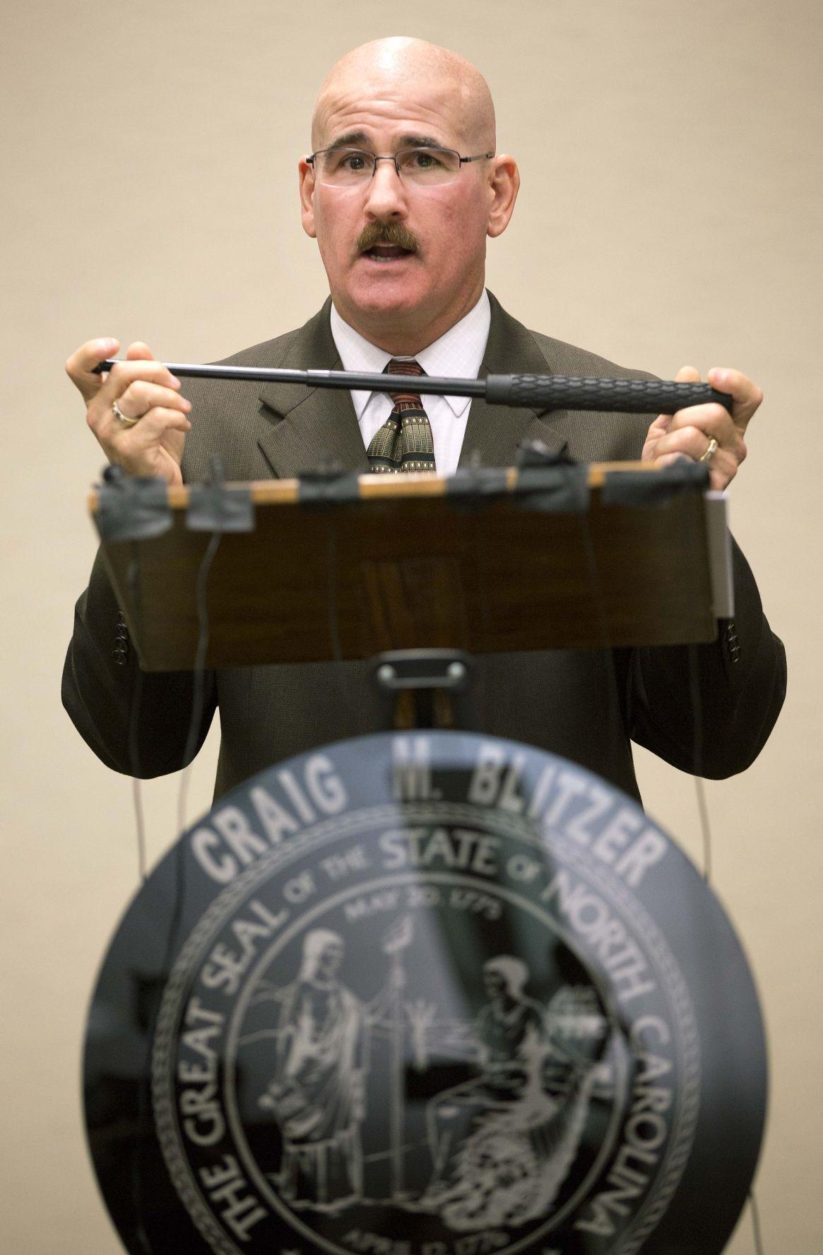 Former prosecutor Keith steps into the DAu0027s