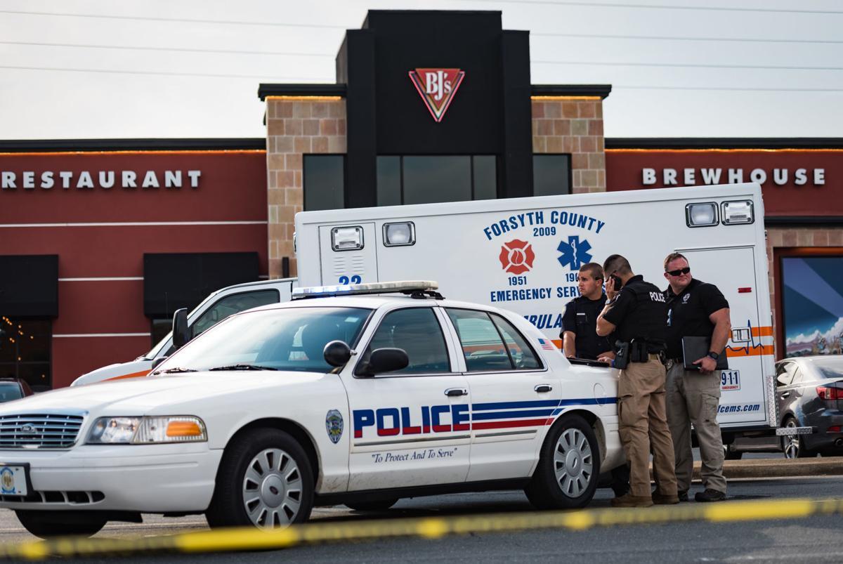 BJs Restaurant Shooting