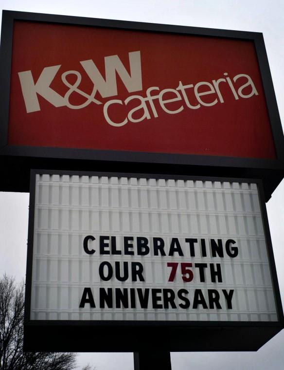 K W Cafeterias Turns 75 Business News Journalnow Com