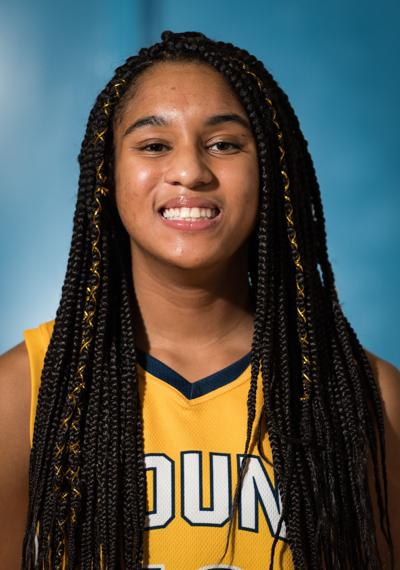 HSX Mount Tabor Basketball Ciara Wright