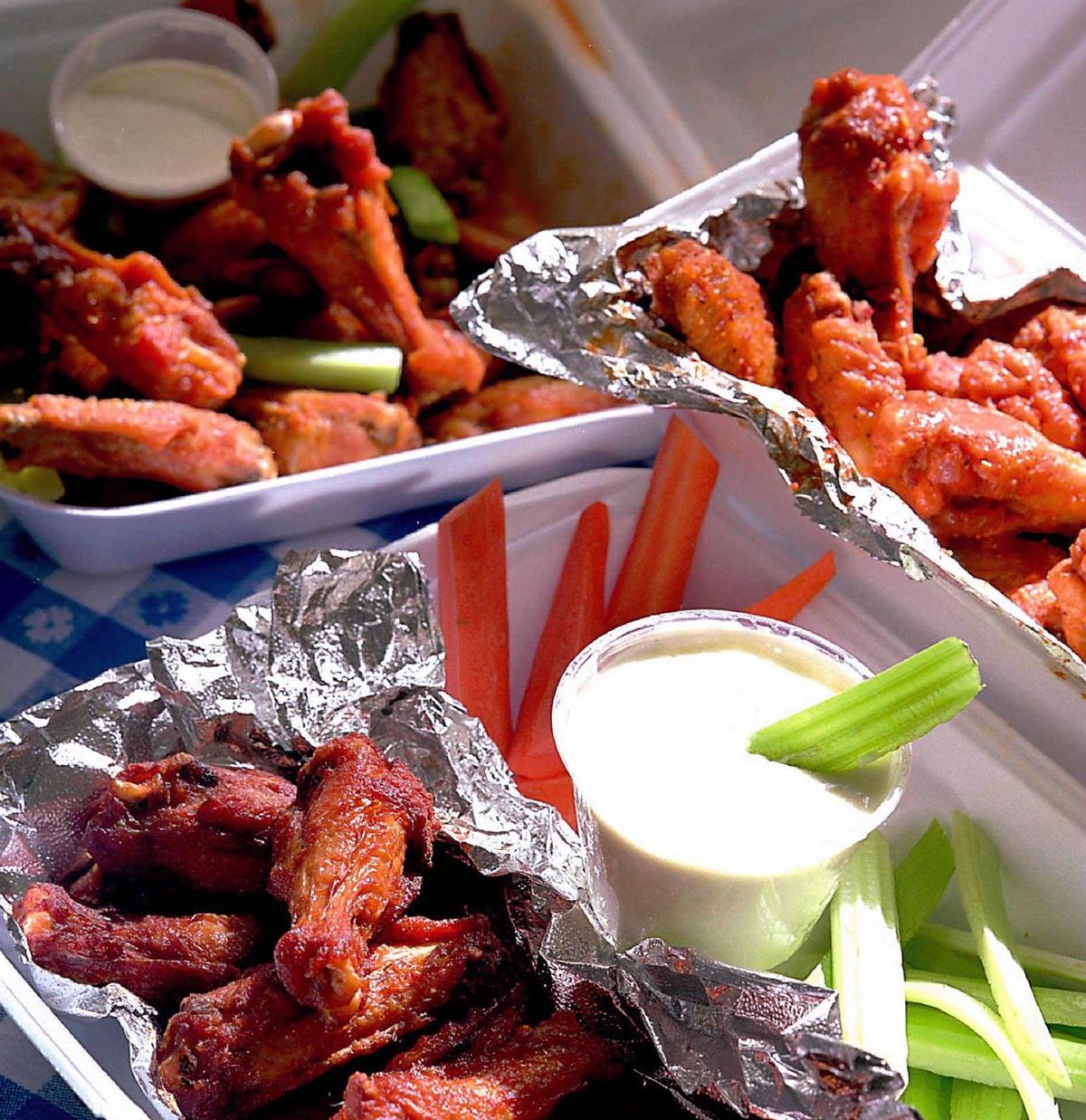 Tim S Top Five What Makes A Good Chicken Wing Tim S Top 5