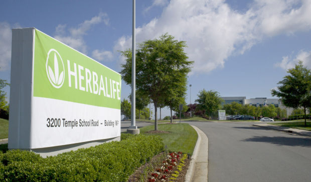 HERBALIFE PLANT