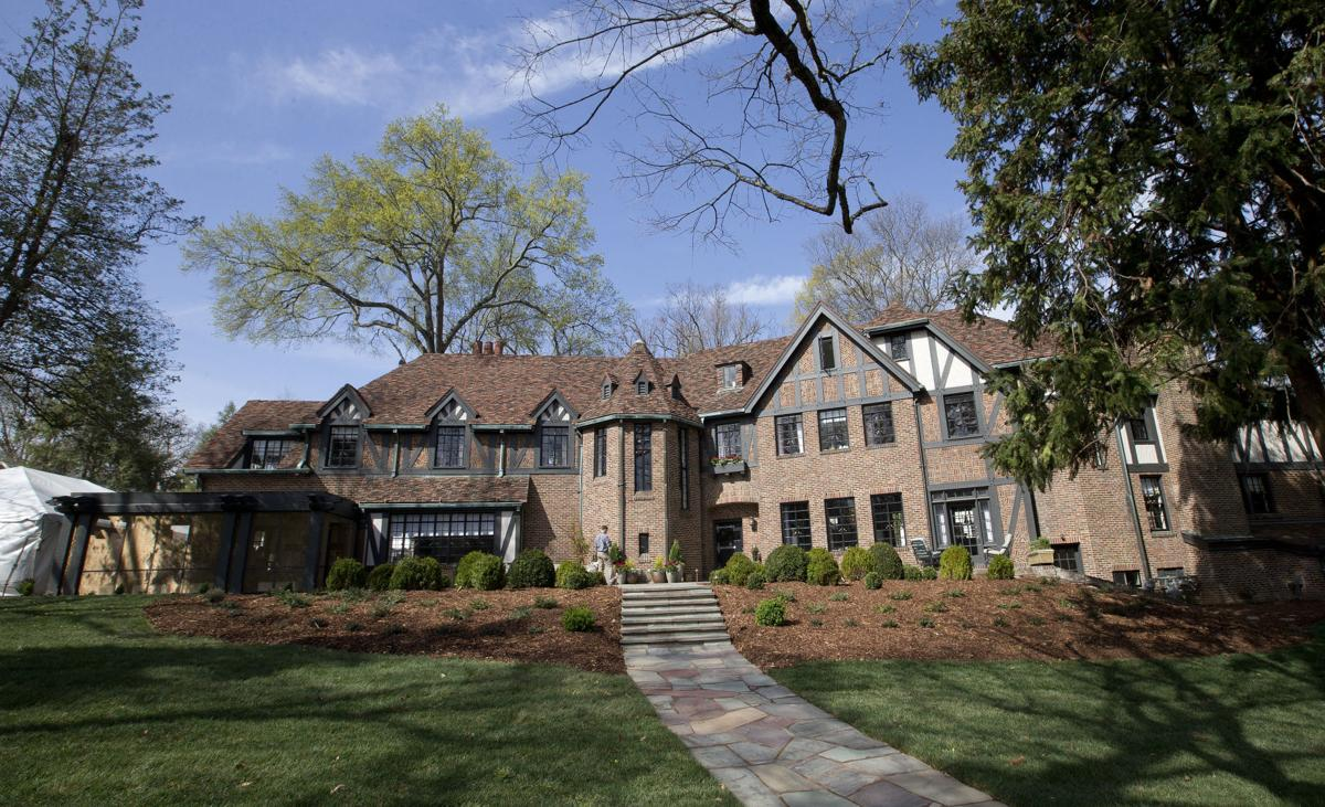 Greensboros Julian Price House Makes Another Appearance On