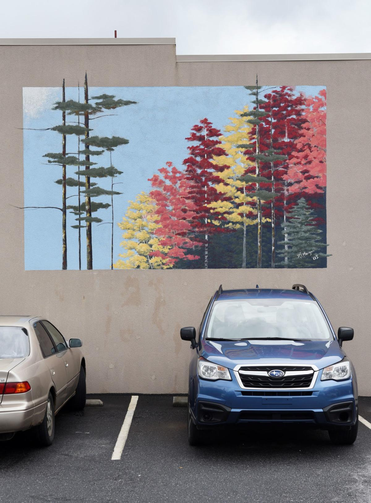 West Jefferson murals
