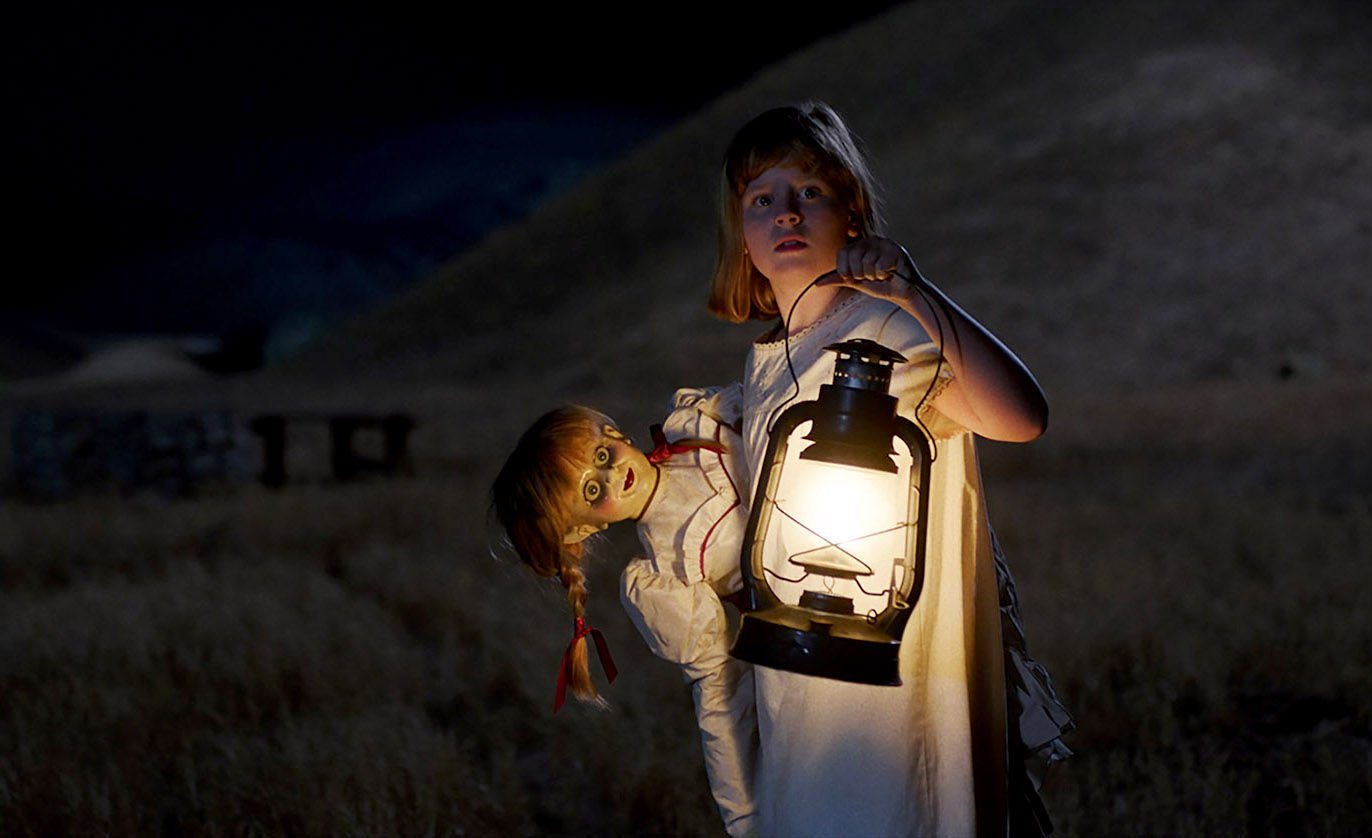 Annabelle: Creation Budget, First Day Box Office Collection In India: Good Start