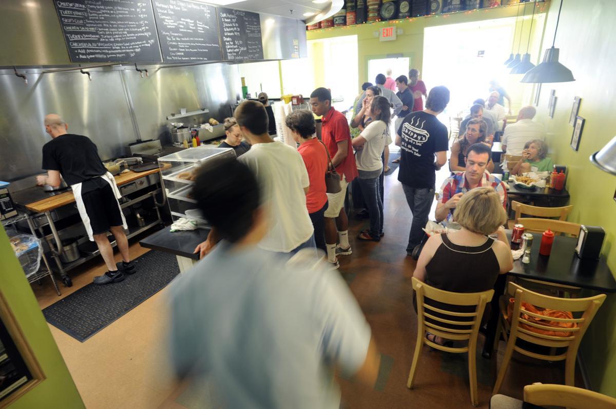 Photos: Do you remember these Winston-Salem restaurants?