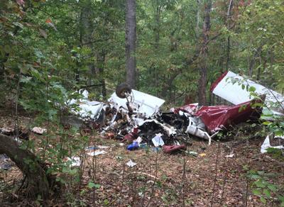 Randolph County airplane crash