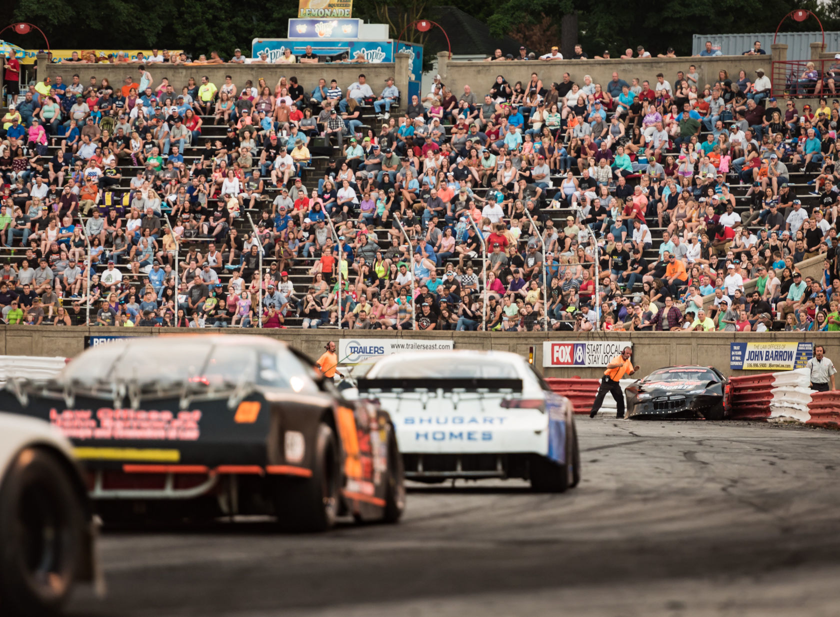 Parking for Bowman Gray's last race of the season? The city has a plan to deal with crowds. | Winston Salem Journal