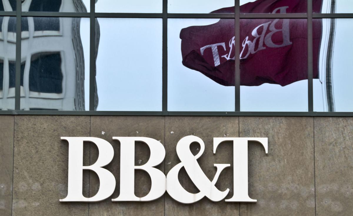 BB&T headquarters in Winston-Salem (copy)