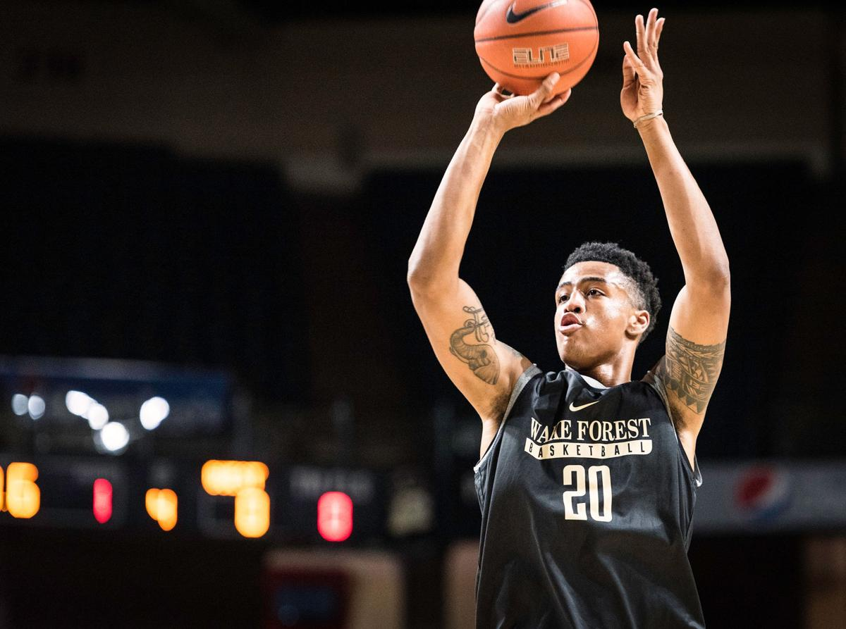 Wake Forest's foul-prone John Collins should defend ...