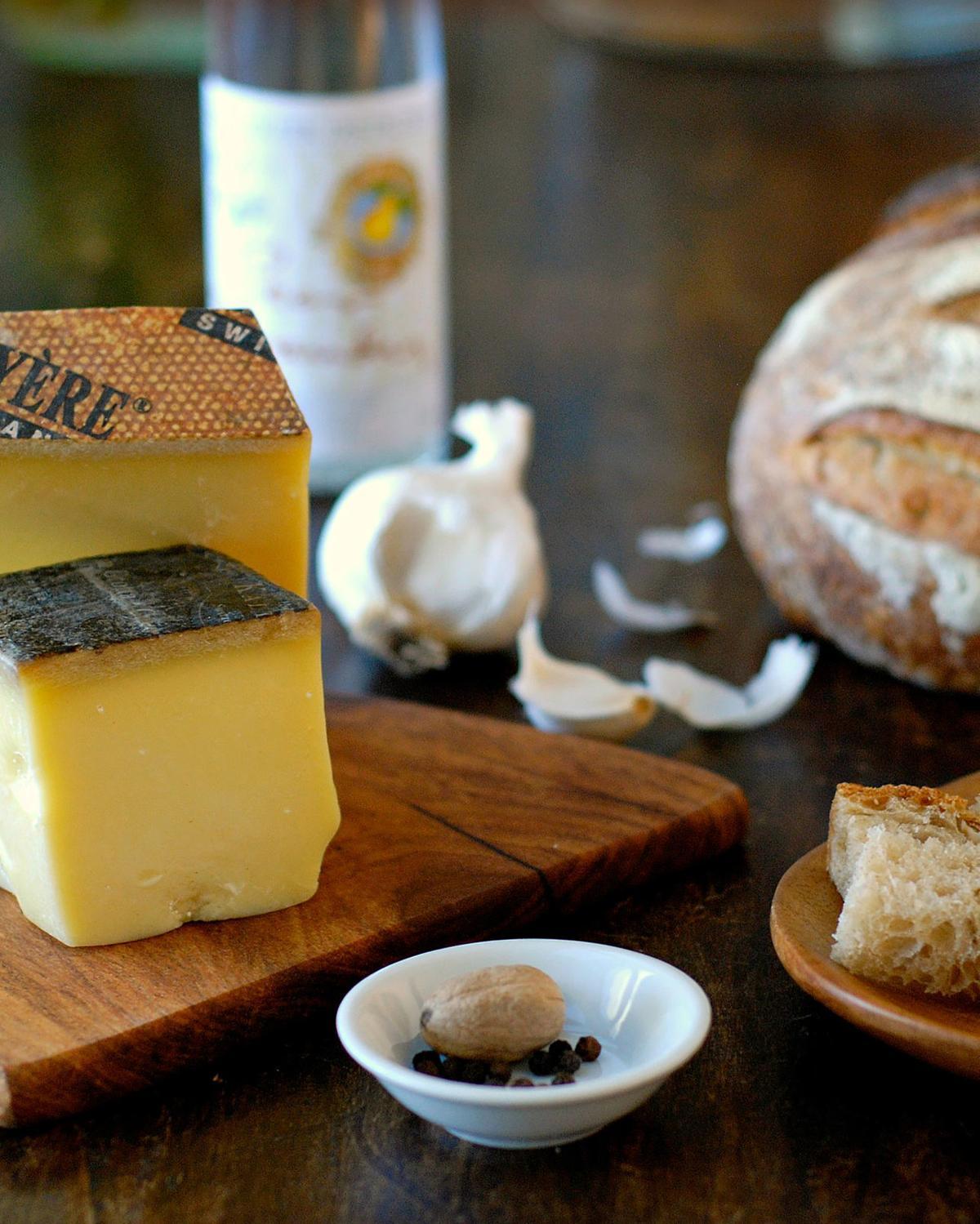 Alpine Cheese Fondue