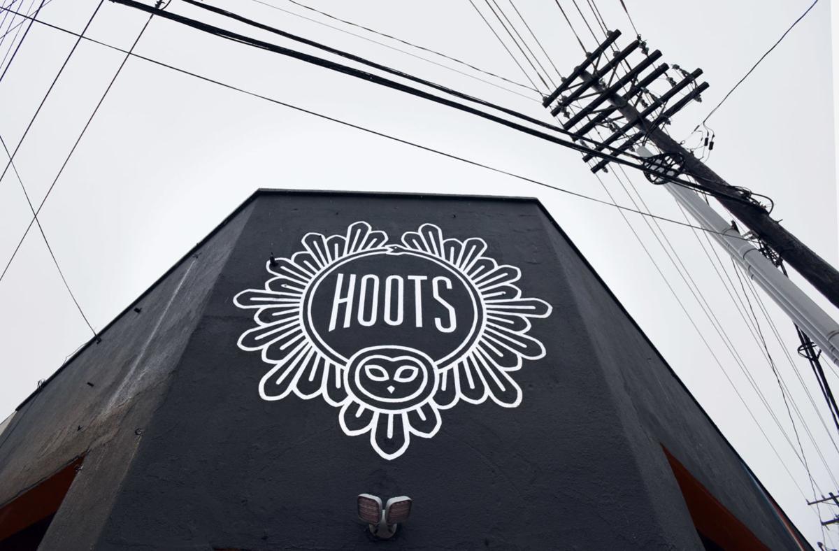 Hoots Satellite
