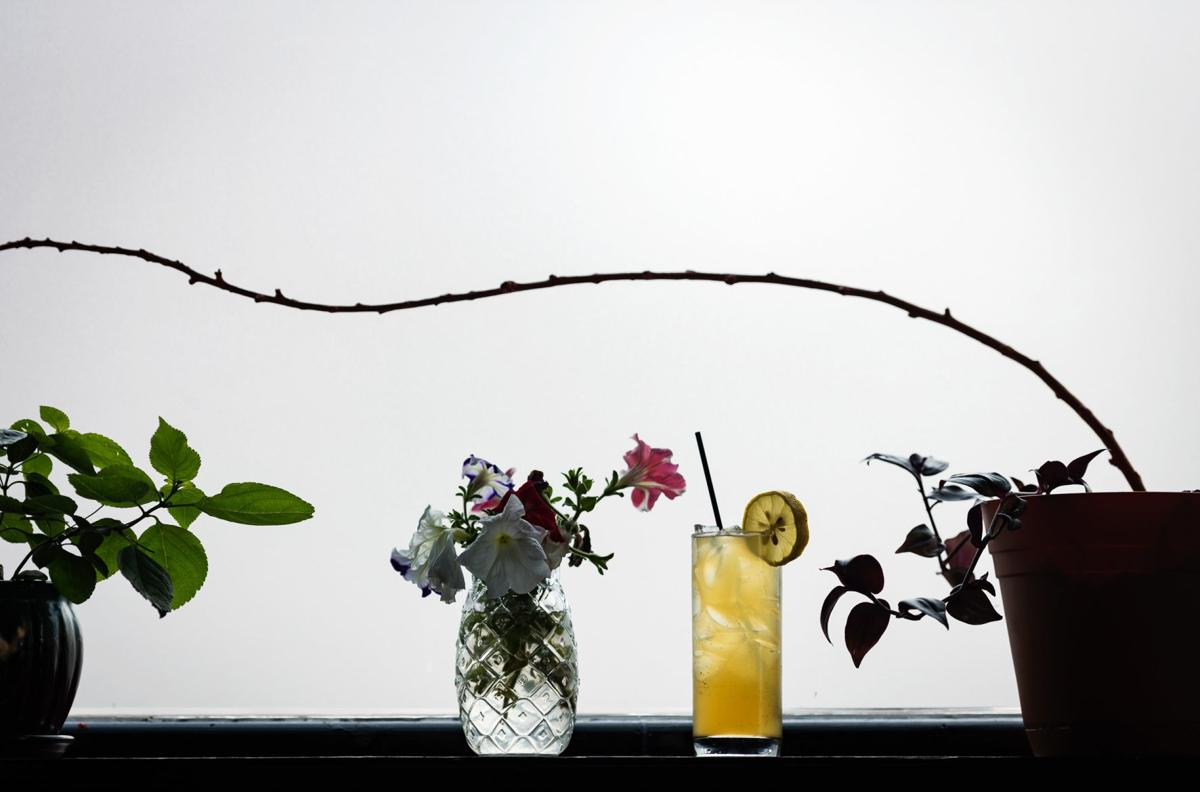Fair Witness Provencal Cocktail