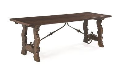 Elizabethan-style table