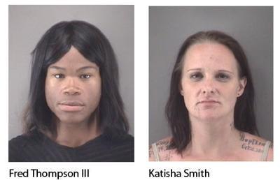 Fred Thompson and Katisha Smith WEB