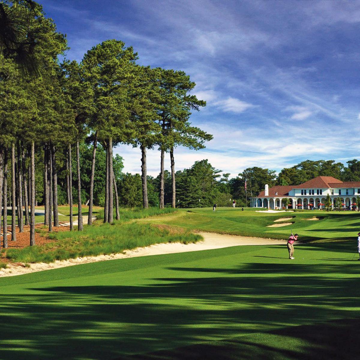 TEE TRIVIA: 12 Fun Facts About N C  Golf | Winston-Salem