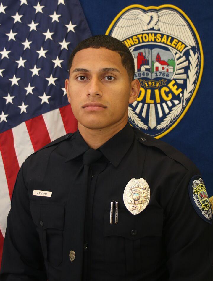 Officer JM Reyes