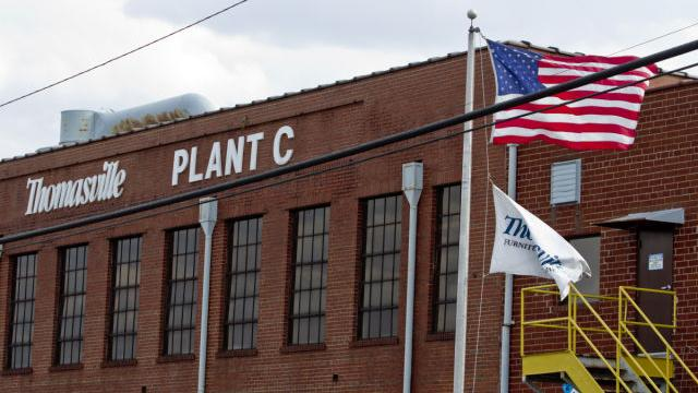 Thomasville Furniture Plants Closing, Thomasville Furniture Website